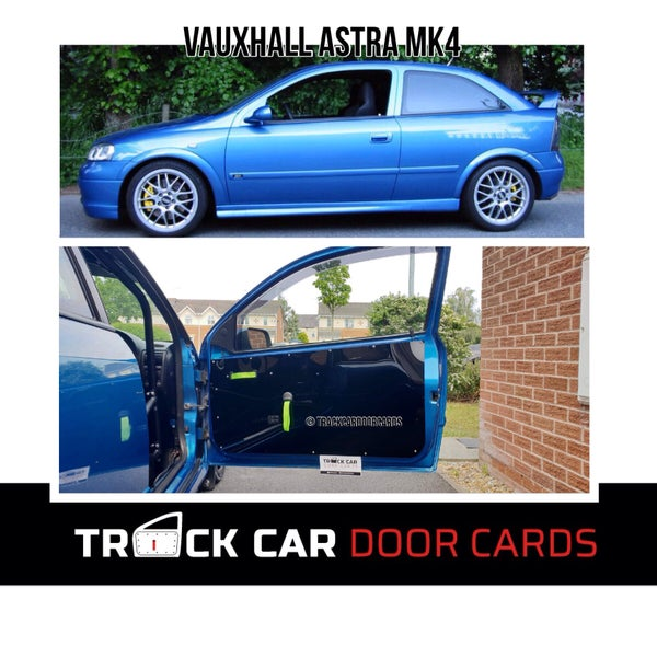 Image of Vauxhall Astra MK4 - Track Car Door Cards