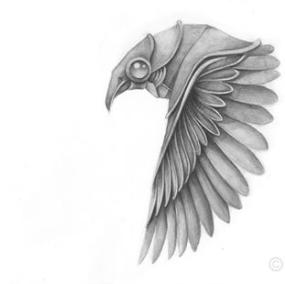 Image of Armor Original Drawing