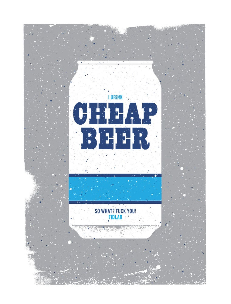 Image of Cheap Beer
