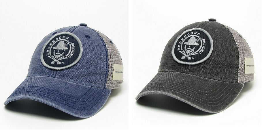 Image of Boondocks Brewing Legacy Soft Mesh Adjustable Hats