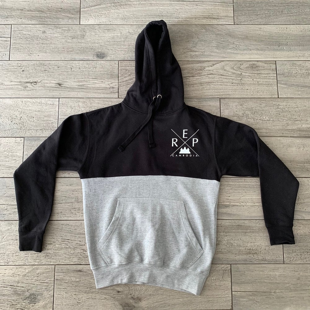 Image of Limited Edition Color Block X Hoodie