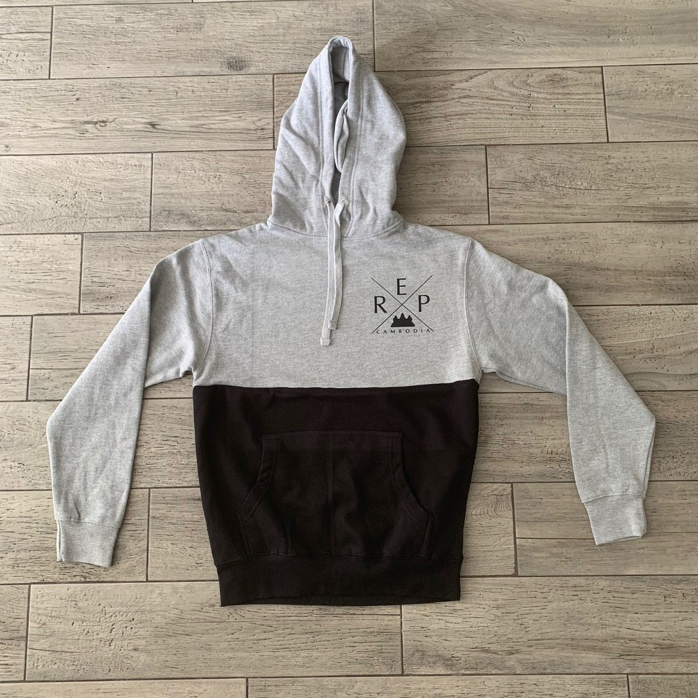 Image of Limited Edition Color Block X Hoodie .