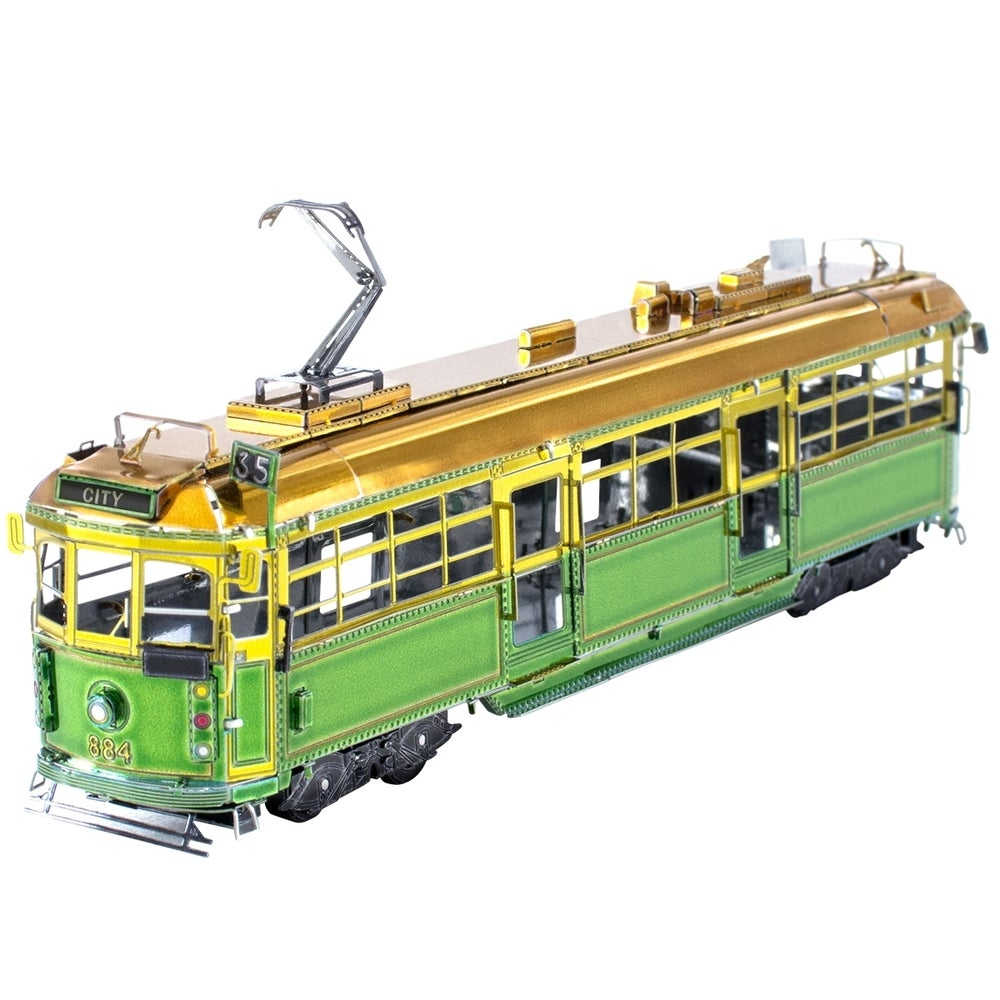 Image of Melbourne W-Class Tram Steel Model Kit inc. postage*