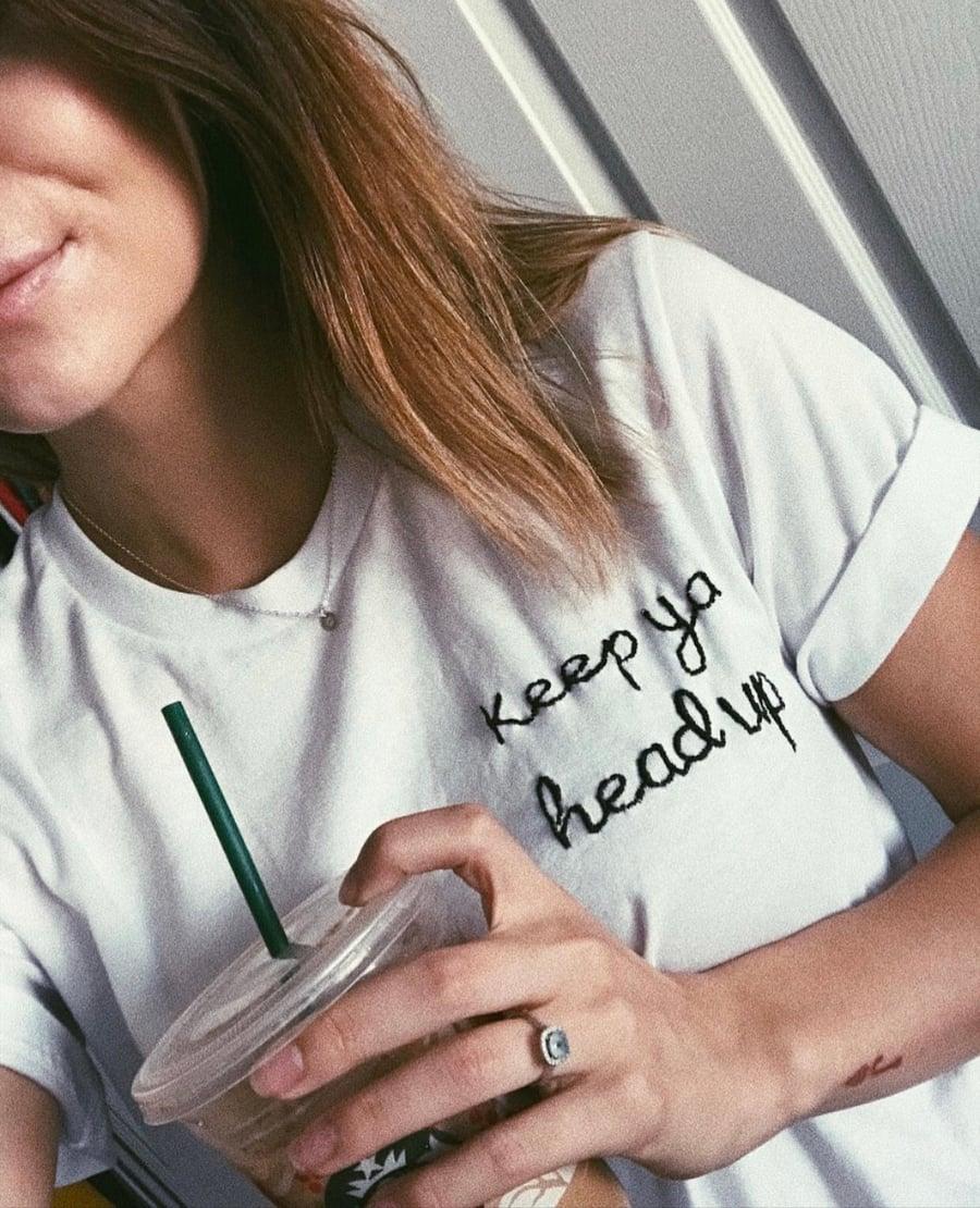 Image of Keep Ya Head Up Tee (Unisex)