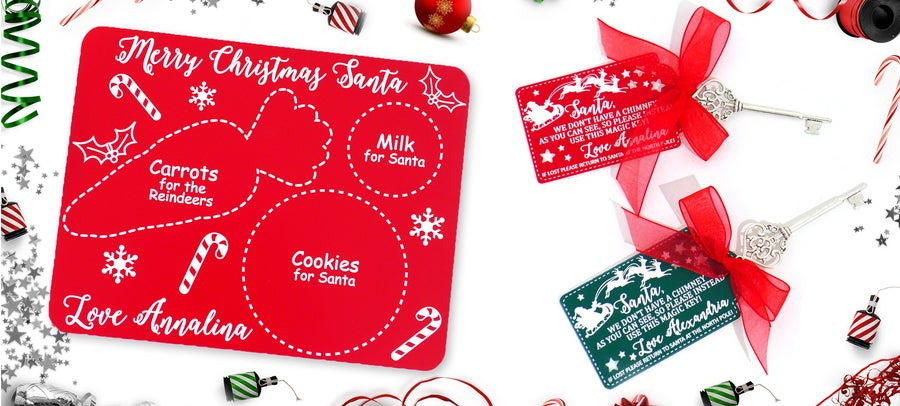 Image of Personalised Night Before Christmas Bundle