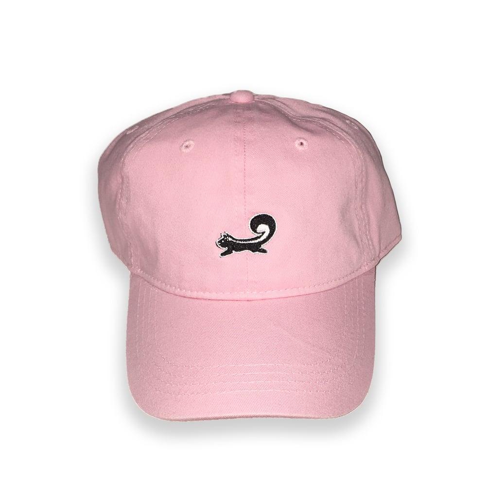 Image of Skunk Cap in pink