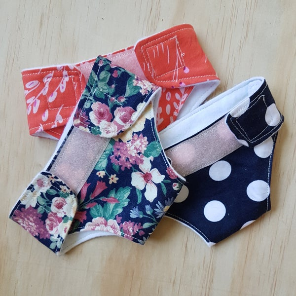 Image of Doll Nappies