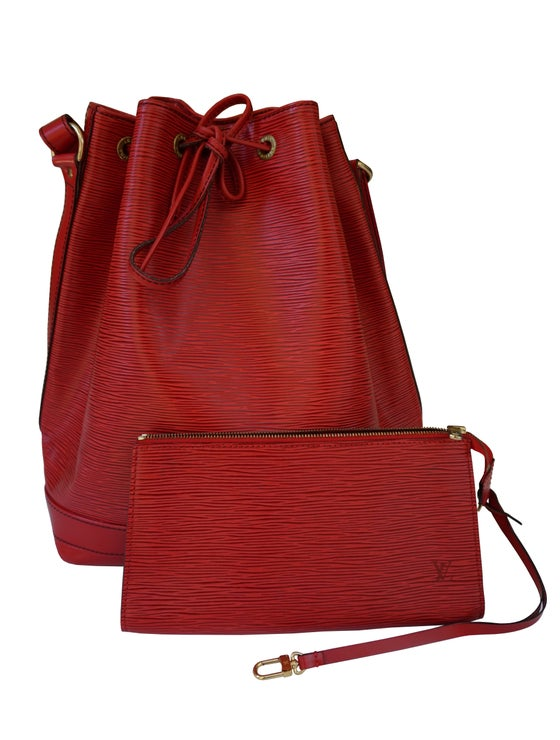 Image of Louis Vuitton Noe Red