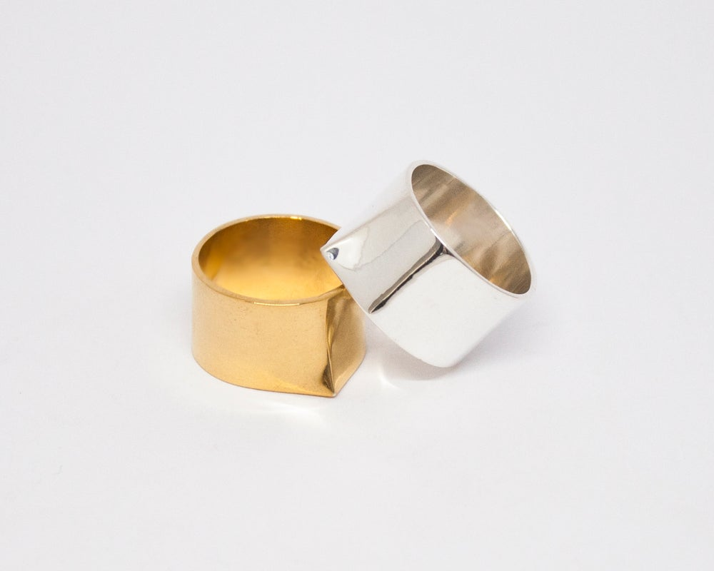 Image of Collection Papier - Bague