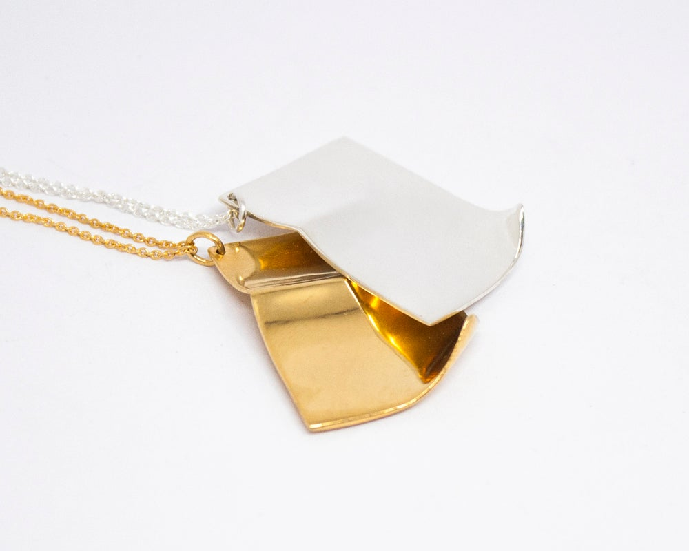 Image of Collection Papier - Pendentif