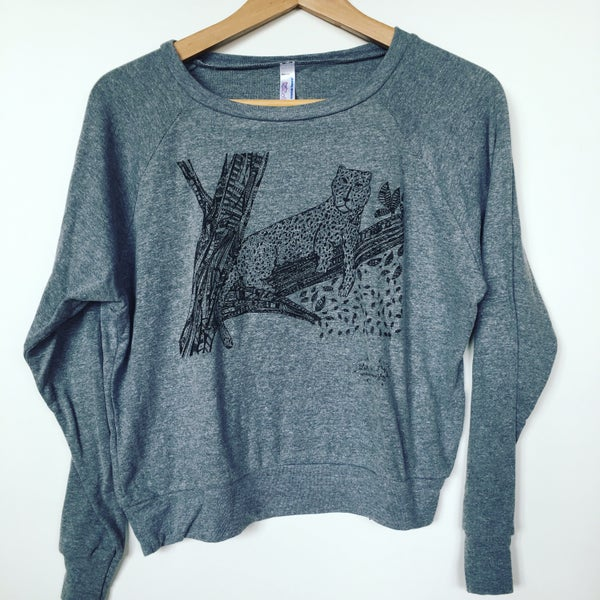 Image of Pullover *leopard*