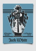 Image of Jack White Tour Poster - Munich 2018
