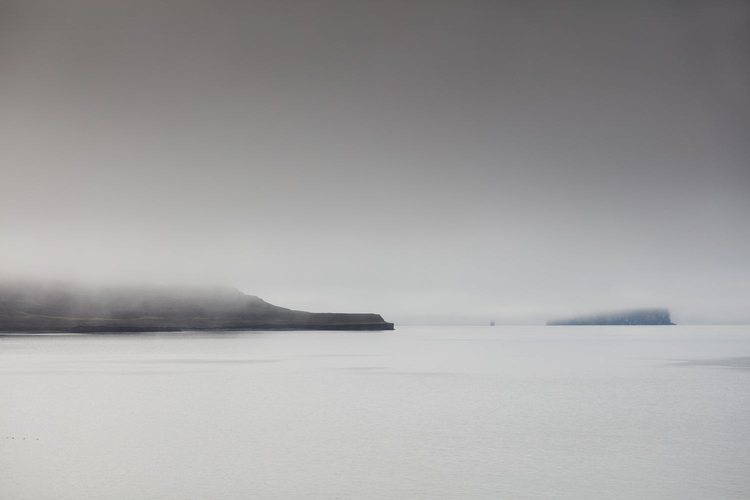Image of Island in the mist