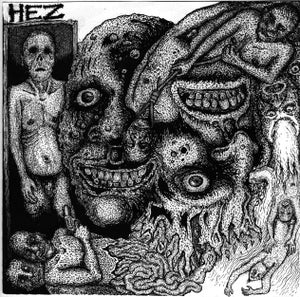 "Image of HEZ ""s/t"" EP [OUT LATE 2018/EARLY 2019]"