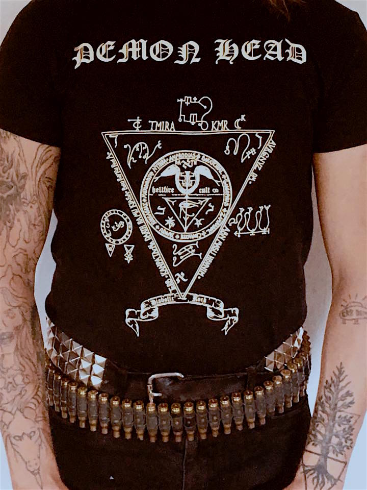 Image of T-shirt, ¨Diabolic Rock¨