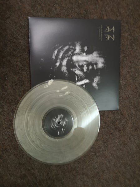 "Image of SHINING ""Oppression"" SUPERLIMITED CLEAR VINYL"