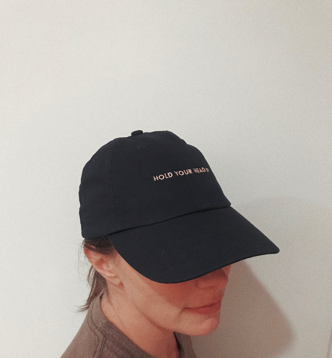 Image of Hold Your Head Up HAT