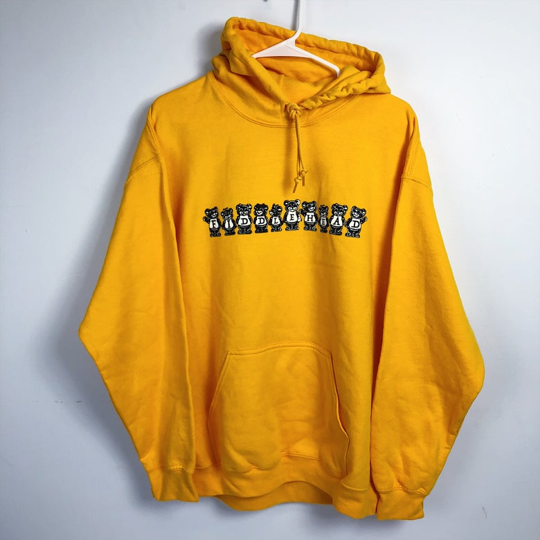 Image of Bear Hoody