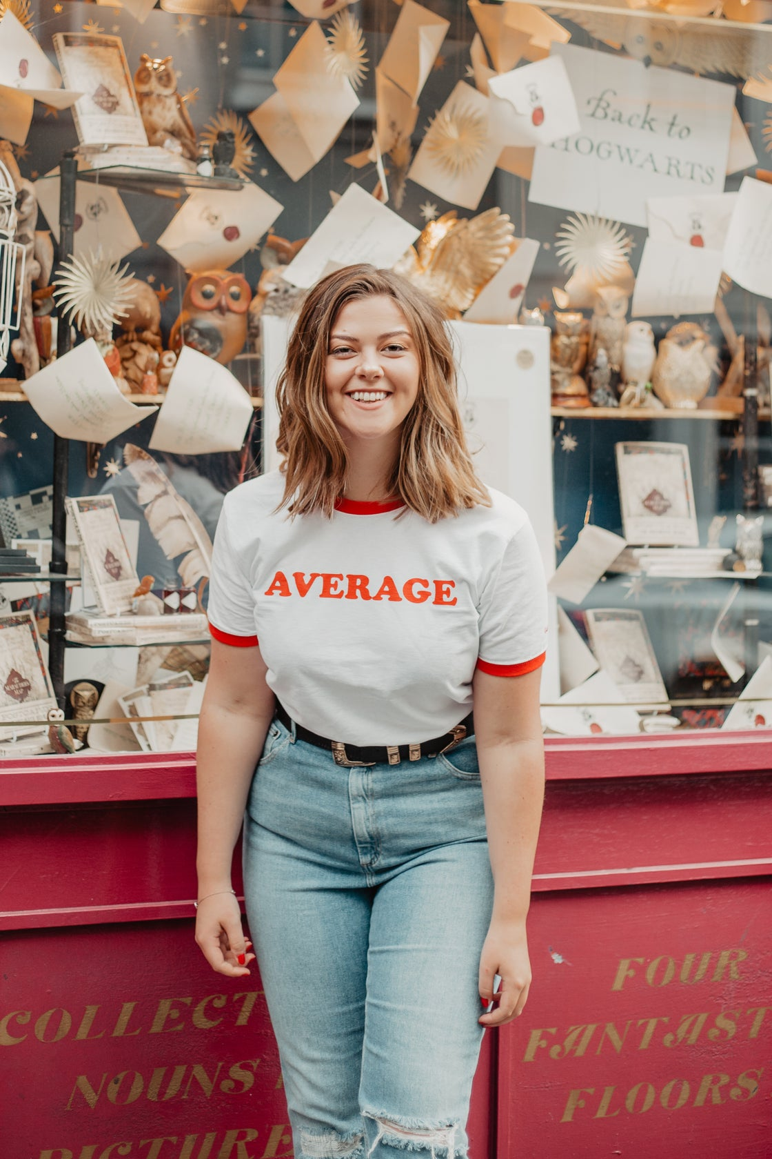 Image of Average Tee