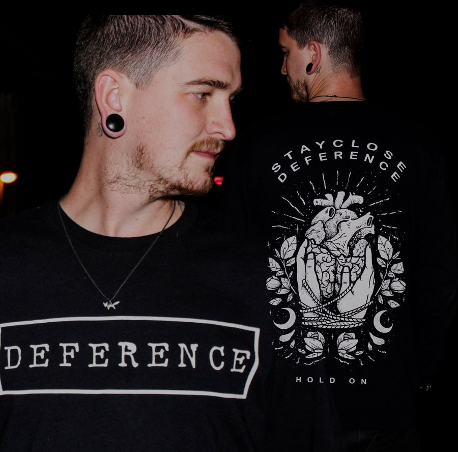 Image of Hold On - Deference