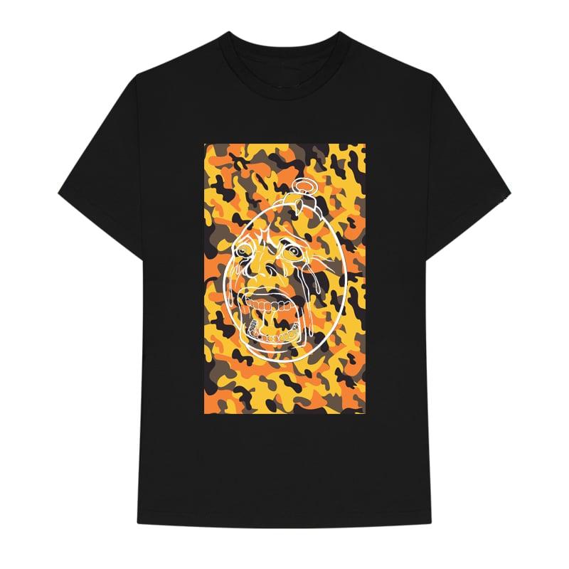 "Image of ""Beherit Camo"" T-Shirt"