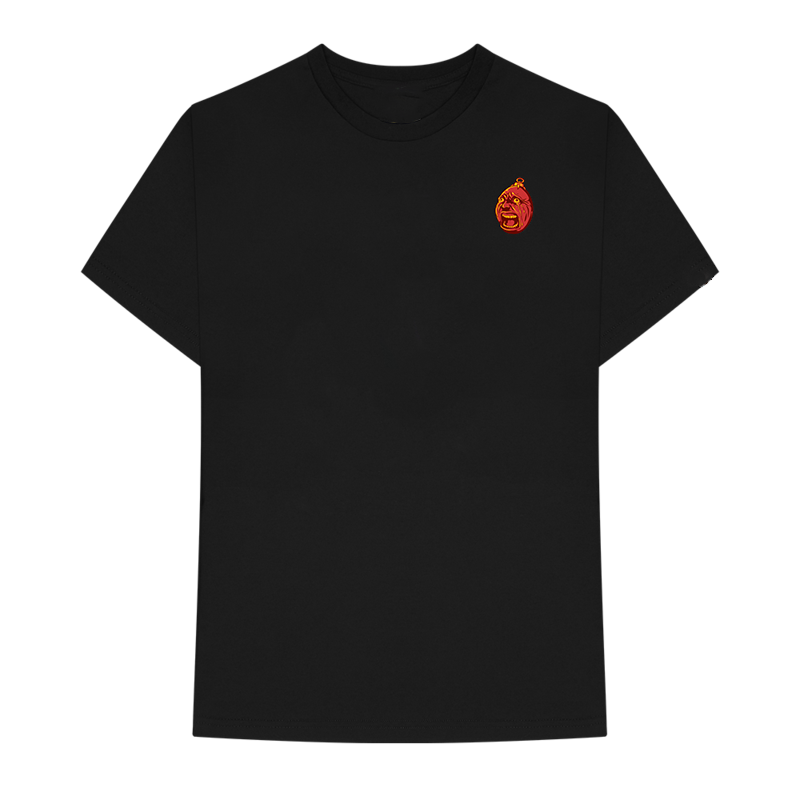 """Image of """"Beherit"""" Embroidered T-Shirt"""