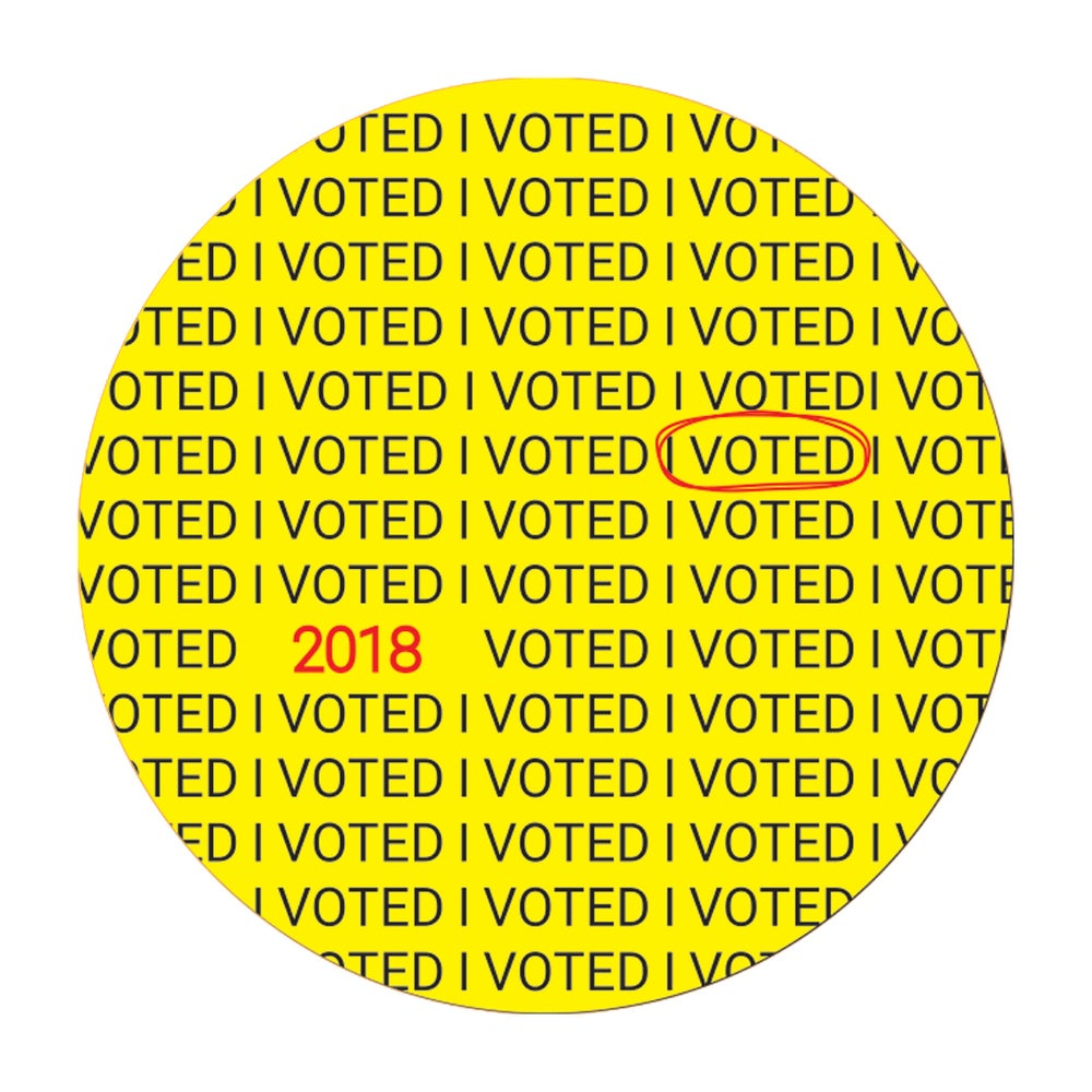 Image of I Voted /