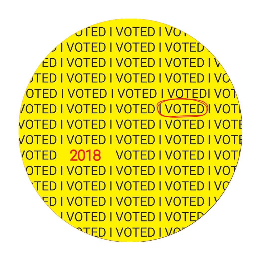 Image of I Voted /