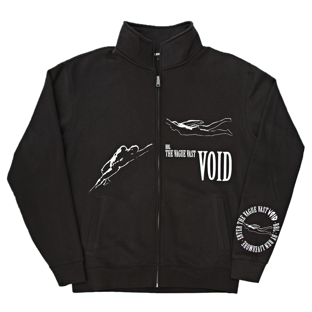 Image of The Void Zip Up Jacket