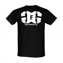 "Image of Tshirt GFG Noir ""Young Buck"""