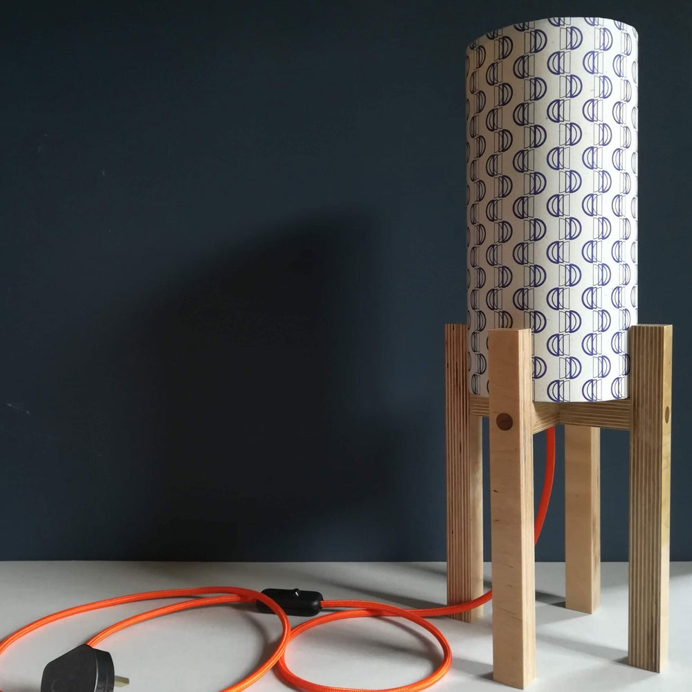 Image of 'Warp & Weft' Table Lamp