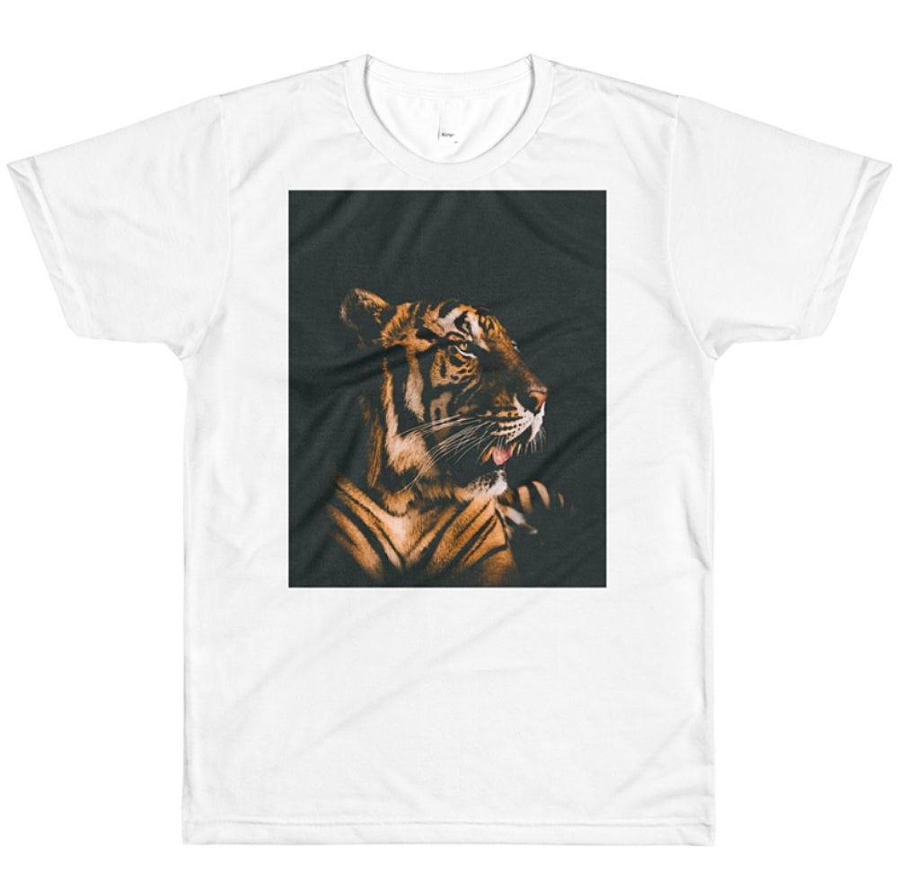 Image of Heart of A Tiger T-Shirt