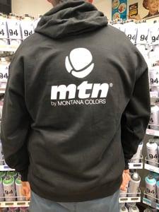 Image of MTN Pullover / Zip-up Hoodies