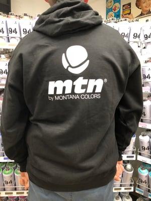 MTN  Montana Colors  Hoodies