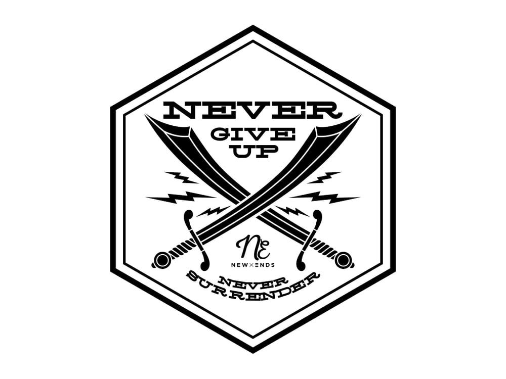 Image of NE NS Baseball Tee