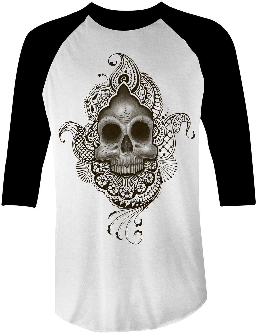 Image of Henna Skull