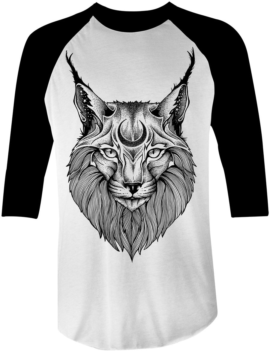 Image of Lynx Baseball Tee