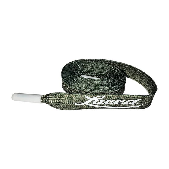 Image of Camo Laced Belt