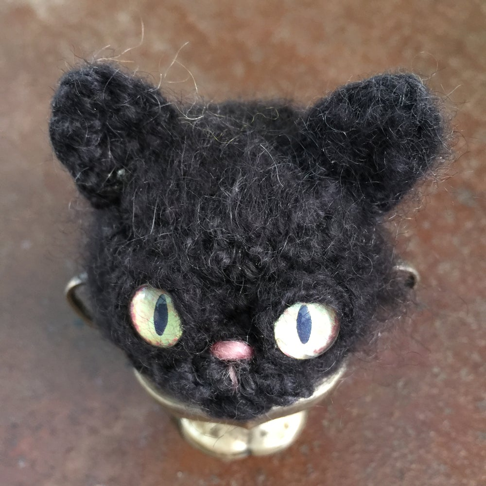 Image of Kitty egg cosy making with Vanessa Saturday Nov 10th 10-1pm