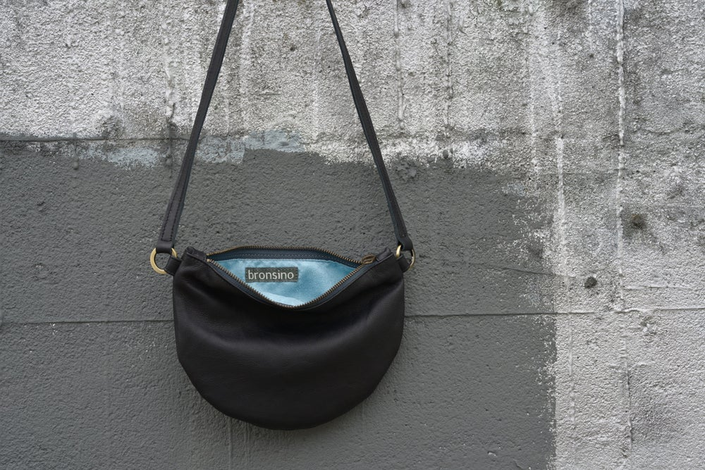 Image of Luna Crossbody - Black