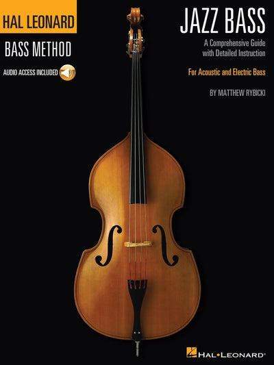 Image of Hal Leonard Jazz Bass Method