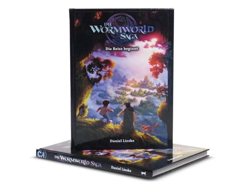 "Image of ""Die Wormworld Saga 1"" - German Hardcover Edition"