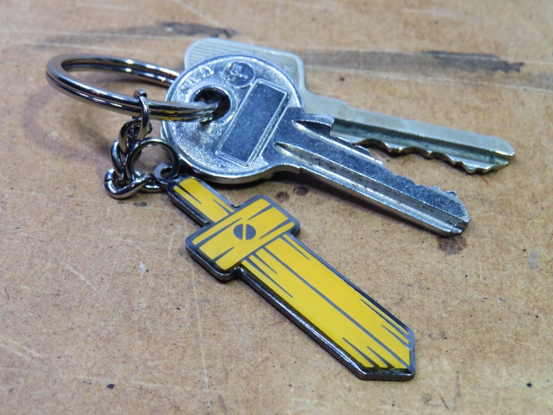 """Image of """"Trusted Blade"""" - Keychain Pendant"""