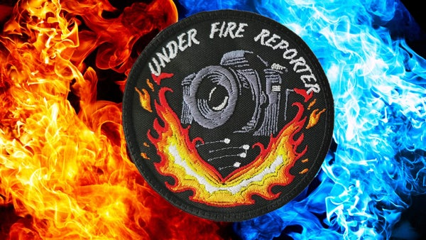 Image of UNDER FIRE REPORTER Officiel