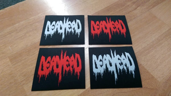 Image of Dead Head patches