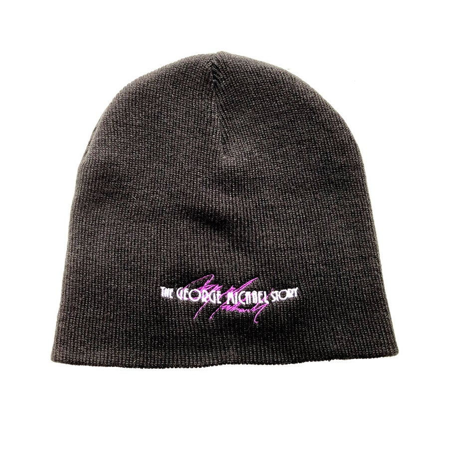 Image of The George Michael Story Beanie