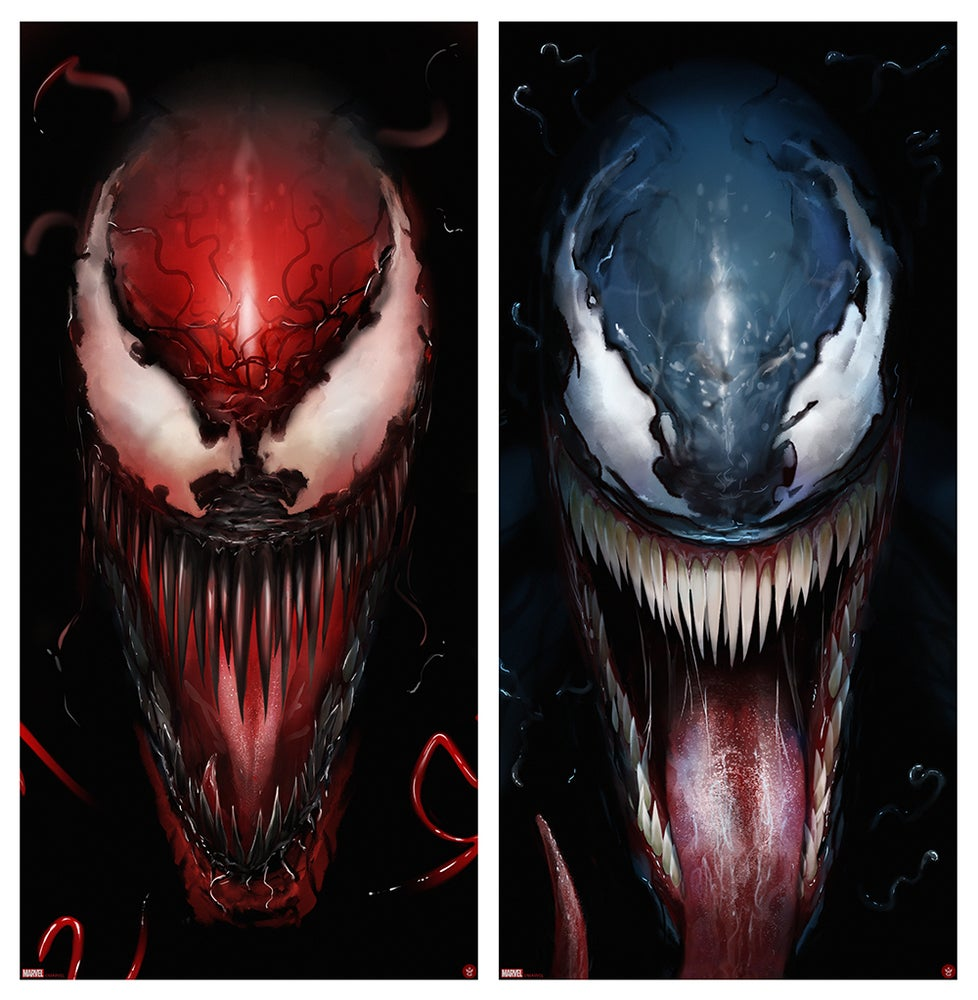 Image of Venom & Carnage Set
