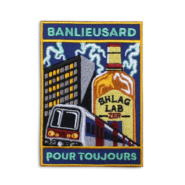 Image of BANLIEUSARD POUR TOUJOURS