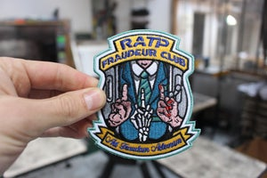 Image of RATP FRAUDEUR CLUB