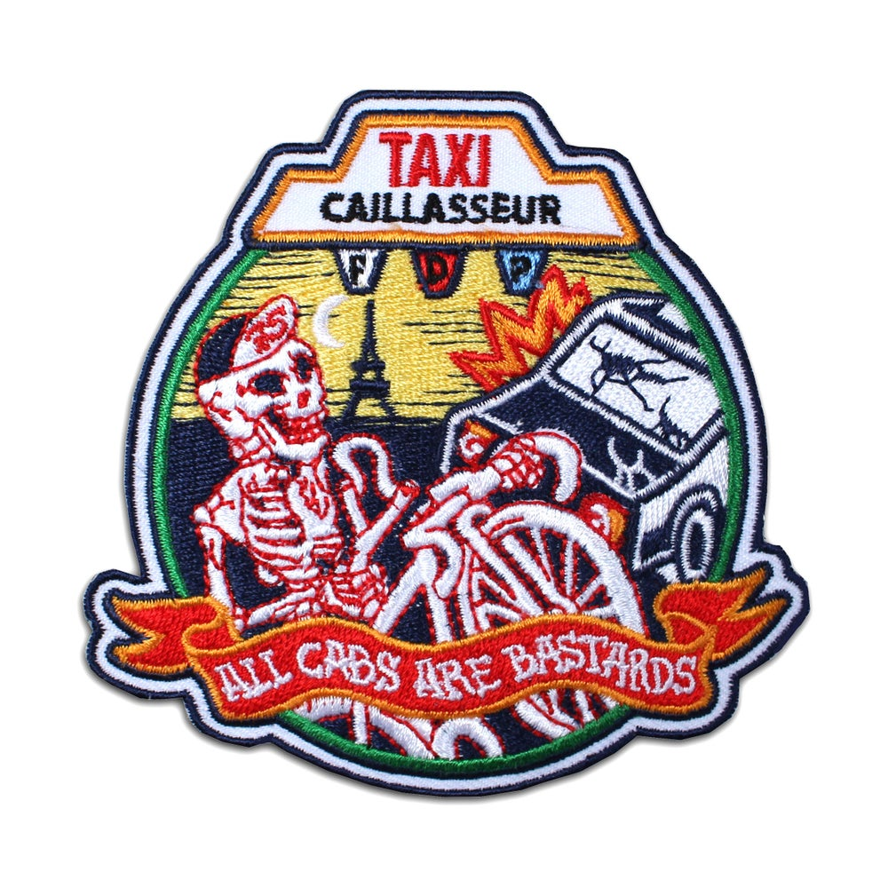 Image of TAXI CAILLASSEUR